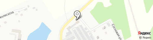 Автосервис на карте Поварово