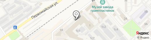In Vogue на карте Апрелевки