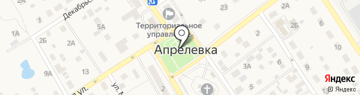 Интел-СБ на карте Апрелевки