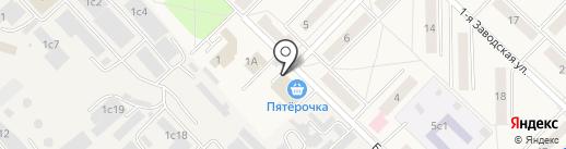 Магазин цветов на карте Апрелевки