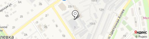 ЕвроРемонтСтрой на карте Апрелевки