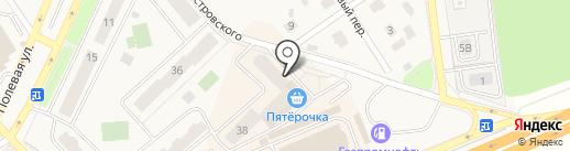 Тинкейк на карте Апрелевки