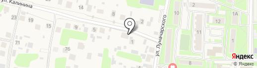 MX-Moto на карте Павловской Слободы