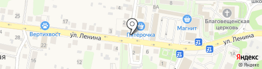 У хохла на карте Павловской Слободы