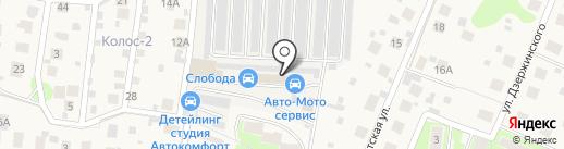 У Иваныча на карте Павловской Слободы