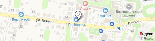 Мини-маркет на карте Павловской Слободы