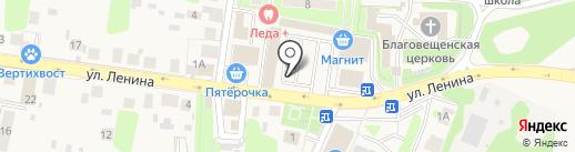 Попурри дрогери на карте Павловской Слободы
