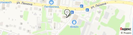Магазин чая на карте Павловской Слободы