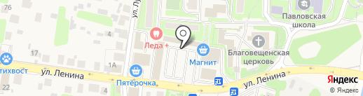 Магазин женской одежды на карте Павловской Слободы
