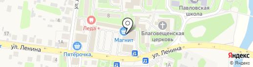 QIWI на карте Павловской Слободы