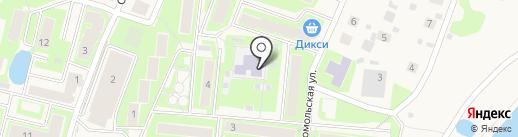 КБ Геобанк на карте Павловской Слободы