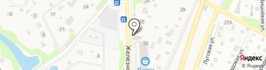 Кафе на карте Жаворонков