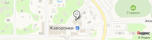 Магазин сотовых телефонов на карте Жаворонков