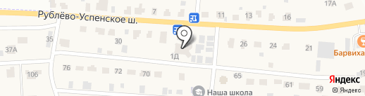 №57 на карте Борок