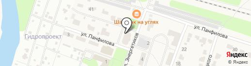 ПИВКА на карте Дедовска