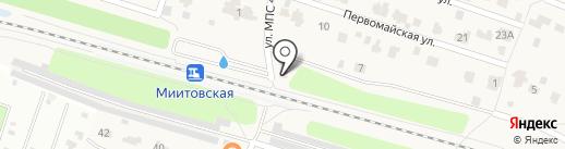 Лина+ на карте Дедовска