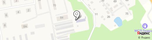 Детский сад №24 на карте Ложек