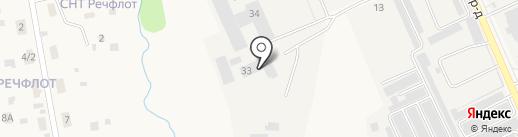 Skyart на карте Дедовска