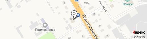 Вттк на карте Ложек