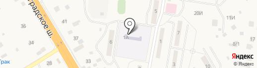 Детский сад №9 на карте Ложек