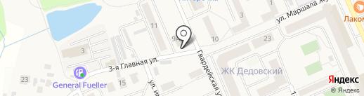 ПивТочка на карте Дедовска