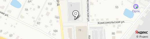 Авто-Онлайн на карте Дедовска