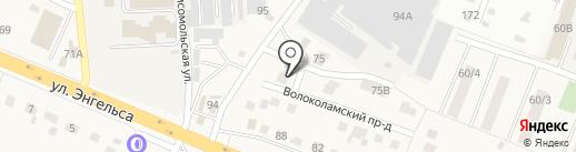 Национальный платежный сервис на карте Дедовска