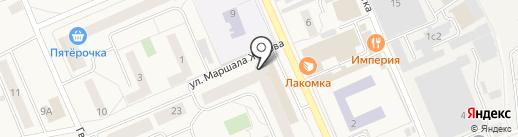 Amway на карте Дедовска