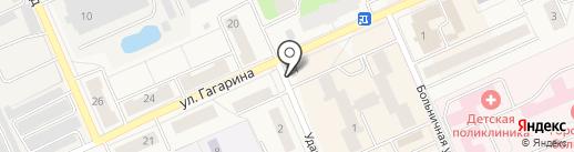 Мультипроцессинг КИТ на карте Дедовска