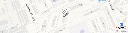 Искушение на карте Дедовска