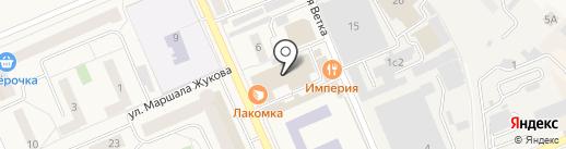ДЕФО на карте Дедовска