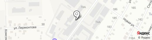 Магазин памятников на карте Дедовска