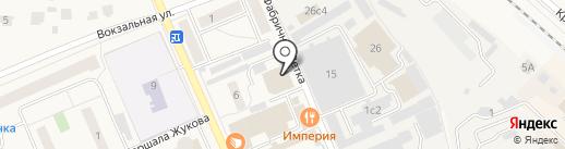 Автосервис на карте Дедовска
