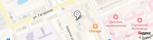 Эпсилон+ на карте Дедовска