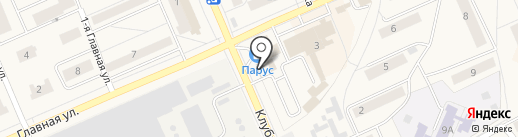 Банкомат, Сбербанк, ПАО на карте Дедовска