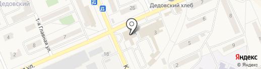 PlastCom на карте Дедовска