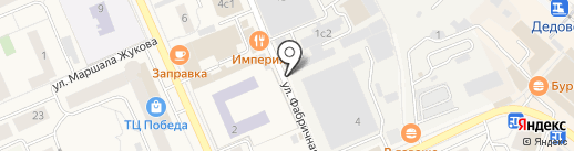 Магазин автозапчастей на карте Дедовска