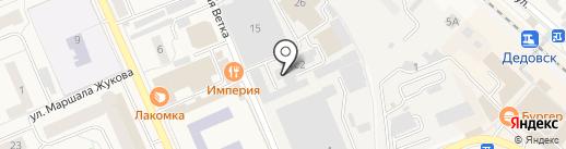 Магазин товаров для дома на карте Дедовска