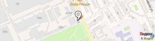 Копиркин на карте Дедовска