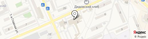 РЕСО-Гарантия, СПАО на карте Дедовска