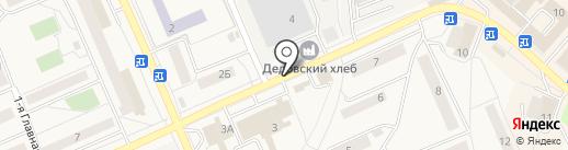 Медиа-Селект на карте Дедовска