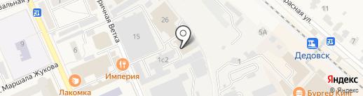 Зоя на карте Дедовска