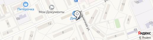 Главный по деталям на карте Дедовска