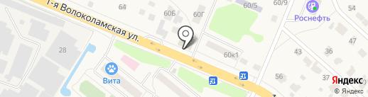 Хмельной бочонок на карте Дедовска