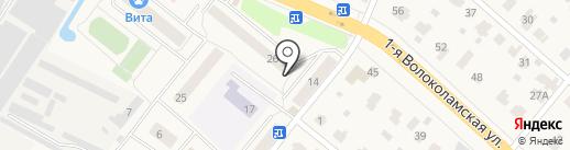 Салон красоты на карте Дедовска