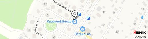 Стальвадор на карте Черной