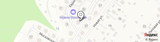 Aquastyle на карте Черной