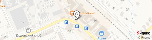 МТС на карте Дедовска