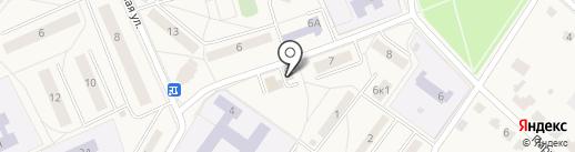 Магазин продуктов на карте Дедовска