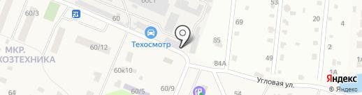 Магазин инструментов и электротоваров на карте Дедовска